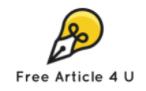 Free Articles 4 U