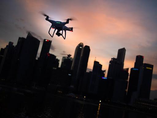 Dubai Aerial Filming