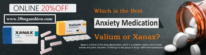 Anxiety Medication - 10mgambien Pharmacy