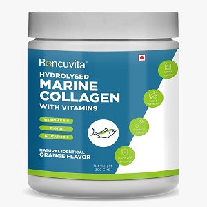 FISH COLLAGEN SUPPLEMENTS FOR SKIN & HAIR- MIRACLE PRODUCT