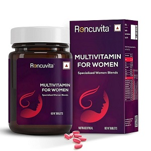 What vitamins should a woman take on a daily basis?