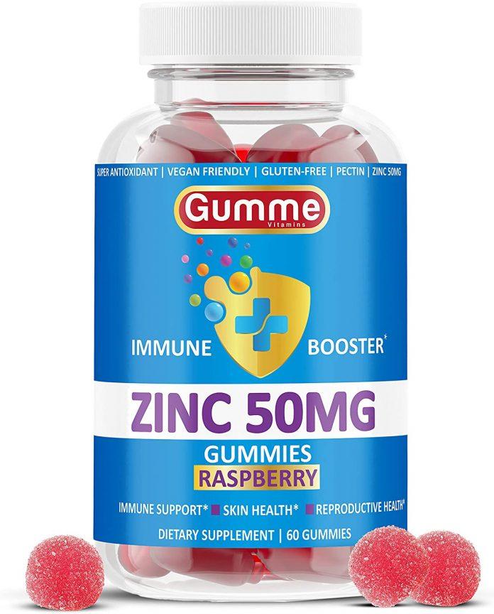 zinc gummies